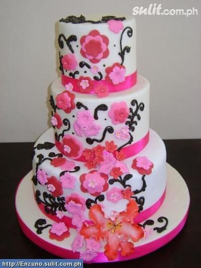 History Wedding Cakes