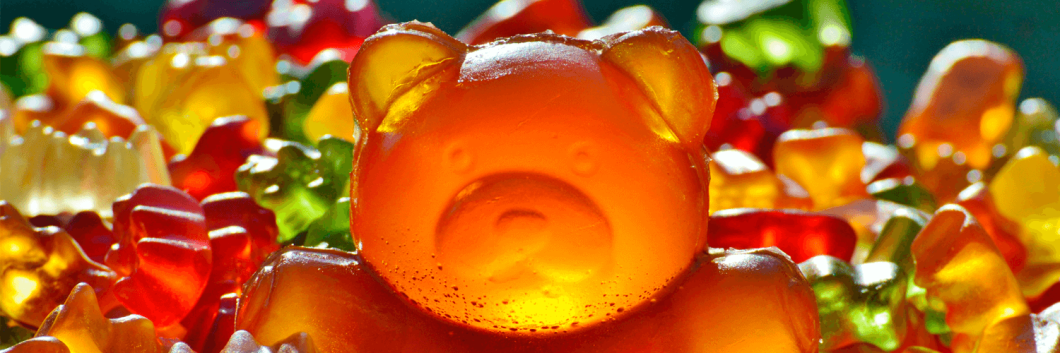 No to gummy bears with cannabis
