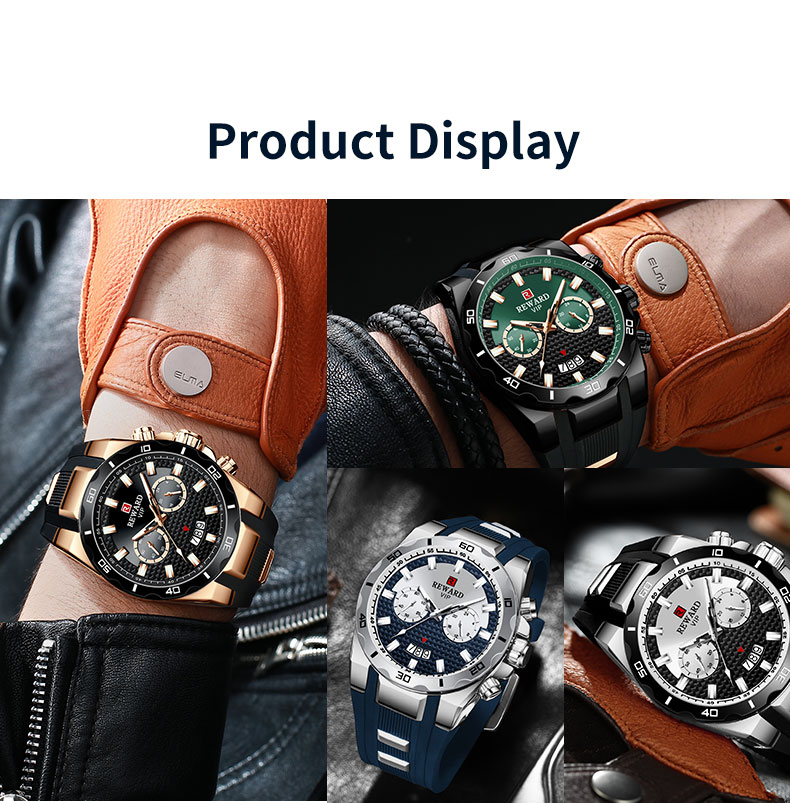 Men's Military Style Watches 3
