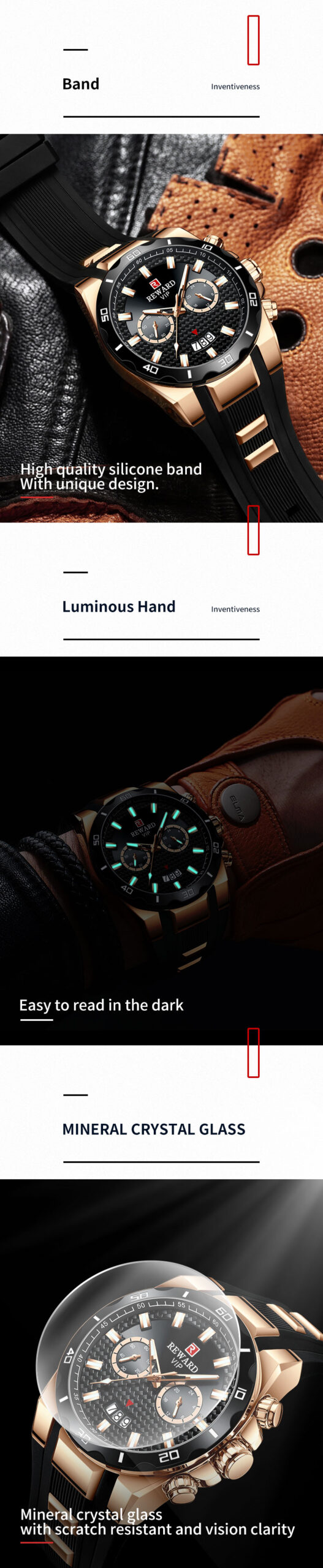 Men's Military Style Watches 7