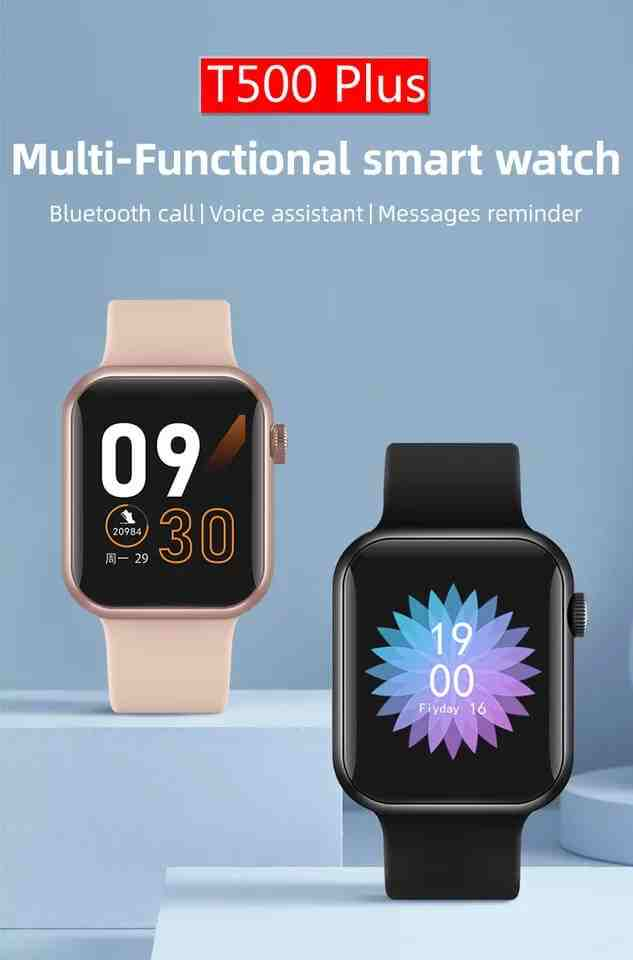 Touch Screen Smartwatch 5