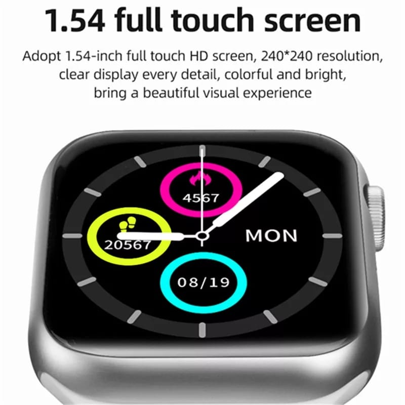 Touch Screen Smartwatch 2