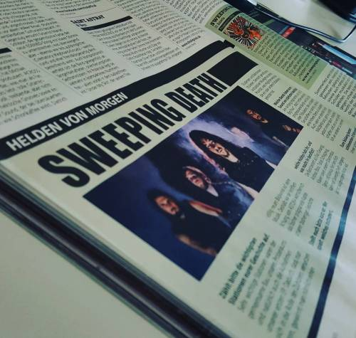SweepingDeath, Review, MetalHammer, 2017