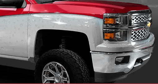 Win a Chevy Silverado in the Sea Foam Truck Tech Sweepstakes