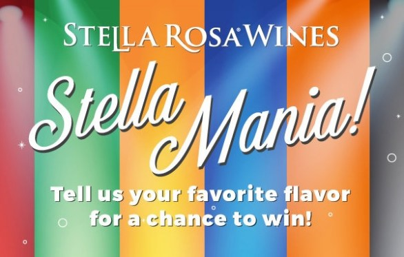 iHeart Stella Rosa Stella Mania Sweepstakes