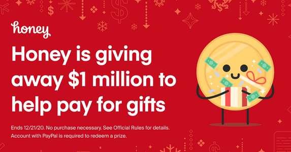 Honey Holidays Giveaway Sweepstakes