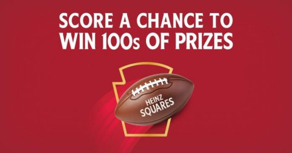 Heinz Squares Sweepstakes