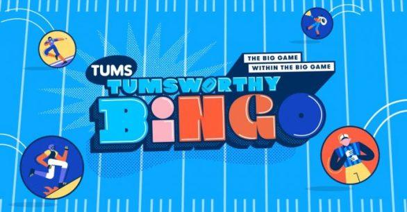 TUMSworthy Bingo Sweepstakes 2021