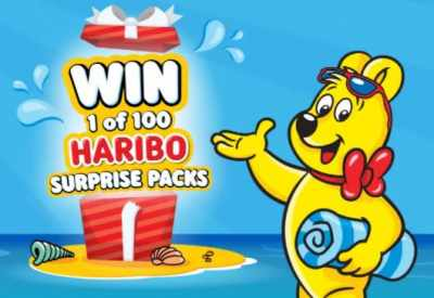 Haribo Happy Summer Contest