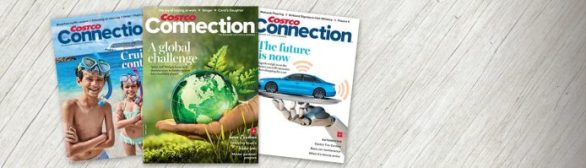 Costco Connection Book Giveaway 2021