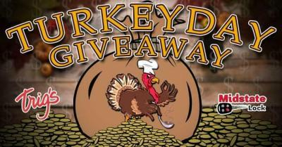 Frankly Media Turkey Day Sweepstakes