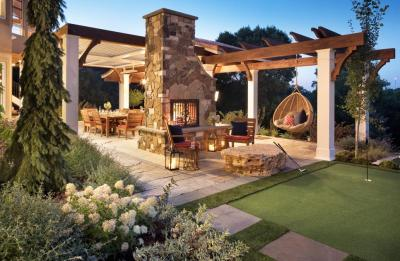 HGTV.com Ultimate Outdoor Awards Sweepstakes