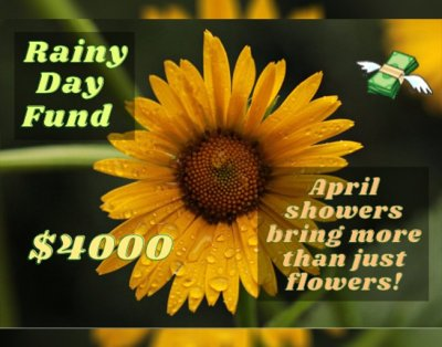 Frankly Media $4000 Rainy Day Fund Sweepstakes