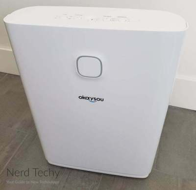 Okay so AirMax10L Pro Smart Air Purifier Review And Giveaway