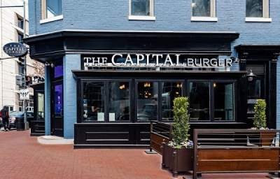 The Capital Burger Survey Sweepstakes: Win Gift Card