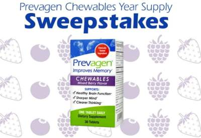 Prevagen Chewables for a Year
