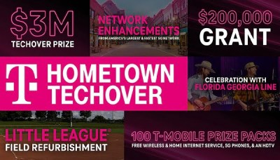 T-Mobile's Hometown Tech over Contest