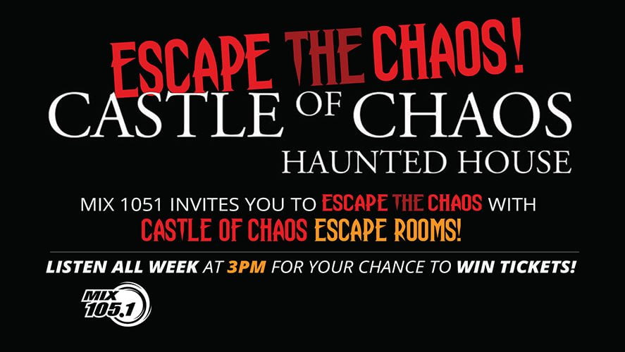 Castle Of Chaos Escape Room Giveaway – Enter To Win Tickets To Castle Of Chaos