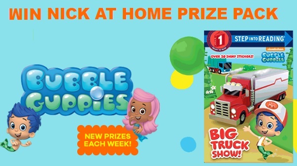Nick Jr. Monthly Sweepstakes on Nick Jr. Sweepstakes