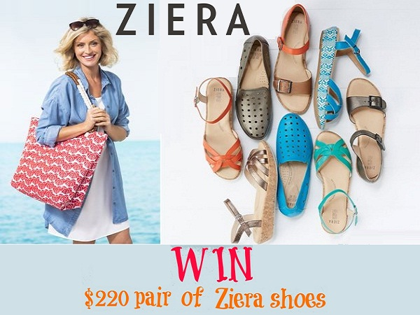Ziera Customer Feedback Survey: Win a Free Pair of Shoes