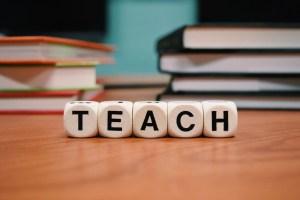 teach with books