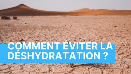Comment éviter la déshydratation chez les seniors