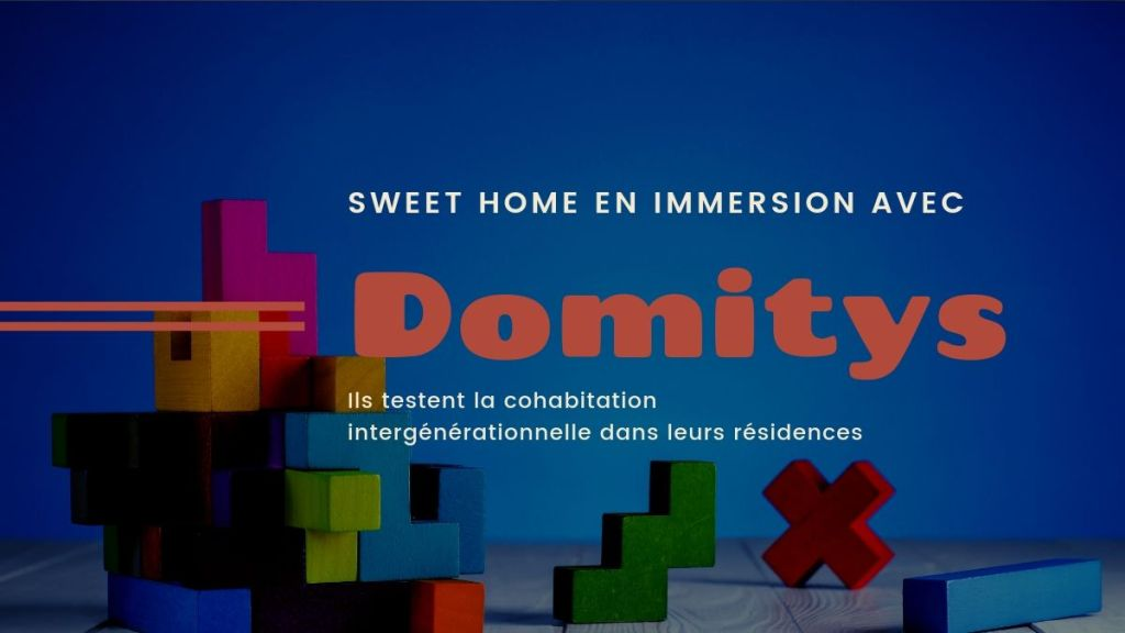 domitys cohabitation intergénérationnelle