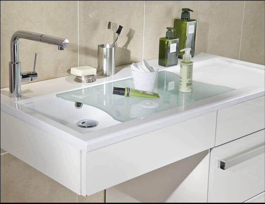 aïna meuble salle de bains lapeyre