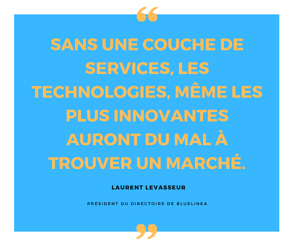 citation laurent levasseur bluelinea