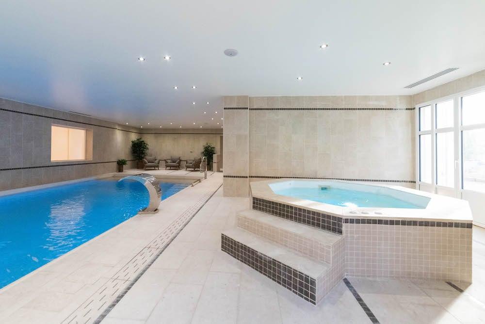 piscine Villa beausoleil chateau de meudon
