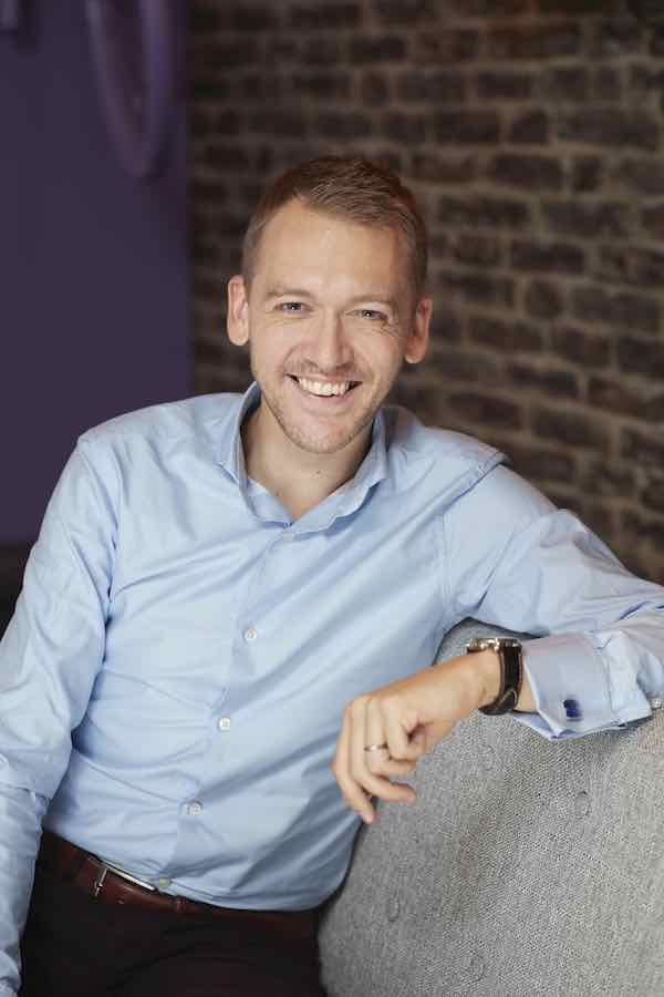 Guillaume Vanneste, co-fondateur de Keradom