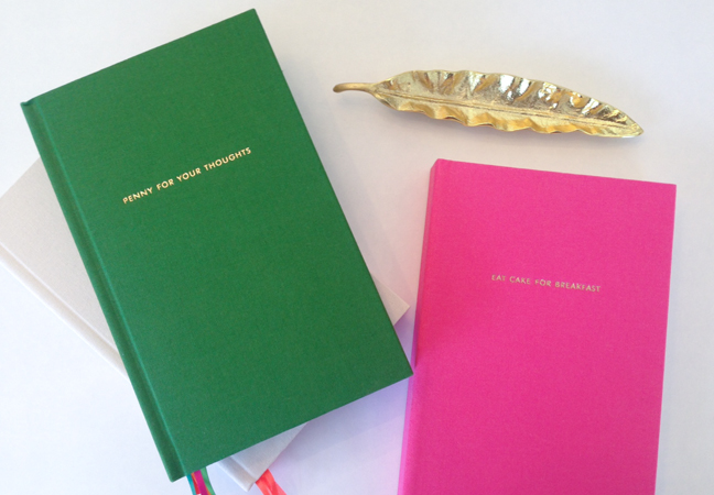 Kate Spade Journals