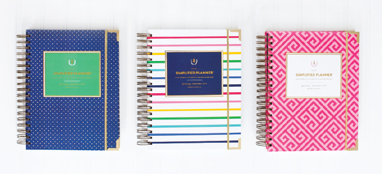 Emily Ley 2015 Simplified Planner Daily Edition