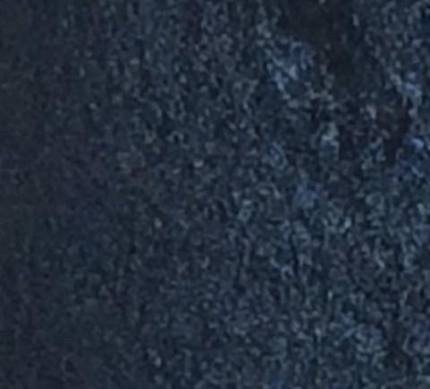 Sweet Poppy Stencil: Mica Powder Black Pearl