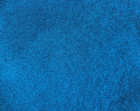 Sweet Poppy Stencil: Satin Glitters Royal Blue