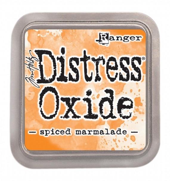 Distressed Oxide: Spiced Marmalade
