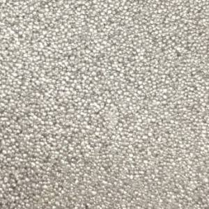 Sweet Poppy Ultra Fine Glass Microbeads: Silver