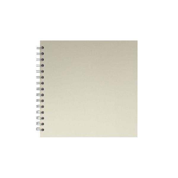 Pink Pig Journal: 8×8 Ivory