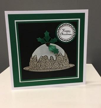 Christmas Pudding – Project