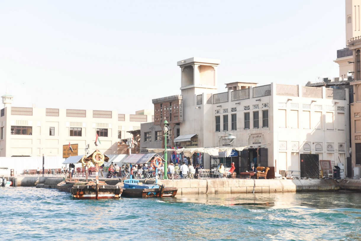 Travel Photography Dubai Creek (2)