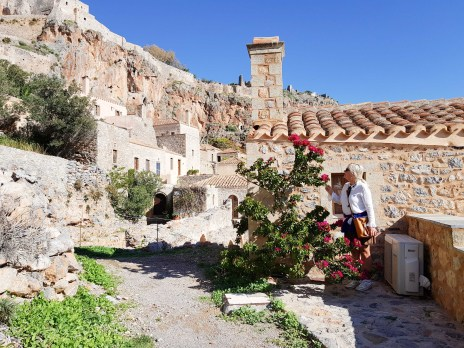Greek Travel Photographer Houses in Monemvasia (5)