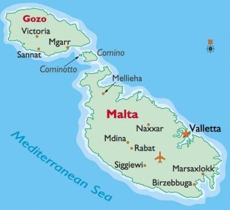 yMalta-map