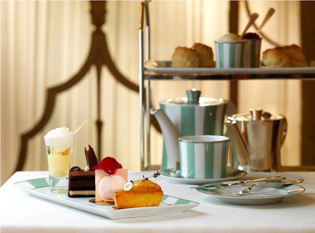 Afternoon Tea в отеле Claridge's, Лондон