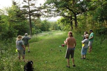 Sweet 16 Farm Disc Golf Course