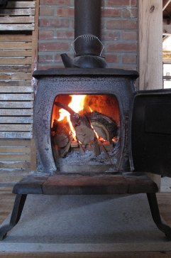 Ode to a wood stove