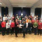 Sheffield Harmony singing to make a difference