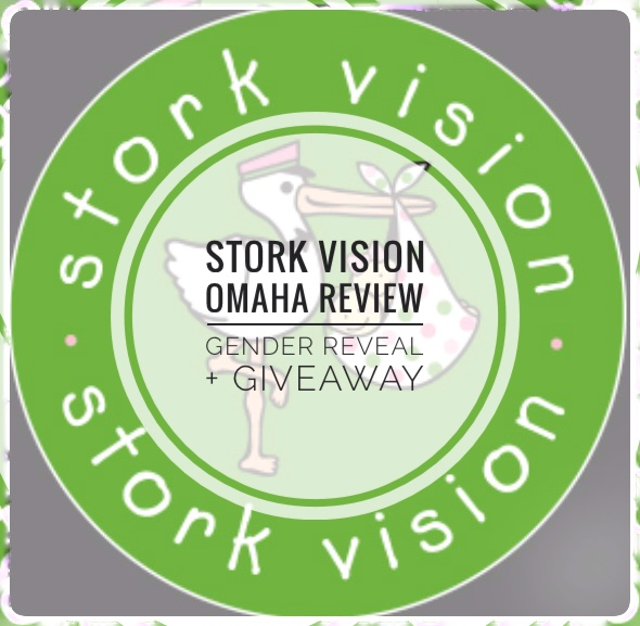 Omaha Stork review & giveaway + {gender reveal}