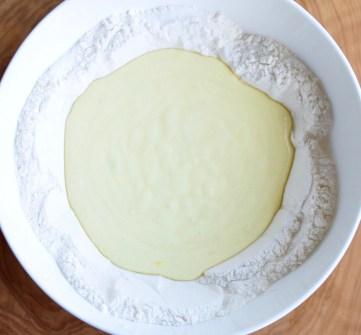 Lemon Loaf Batter