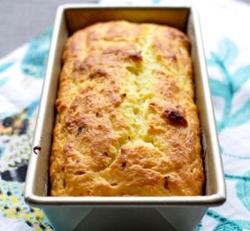 Lemon Loaf in Pan