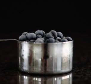 Blueberries for Sugar Free Blueberry Cream Cheese Frosting
